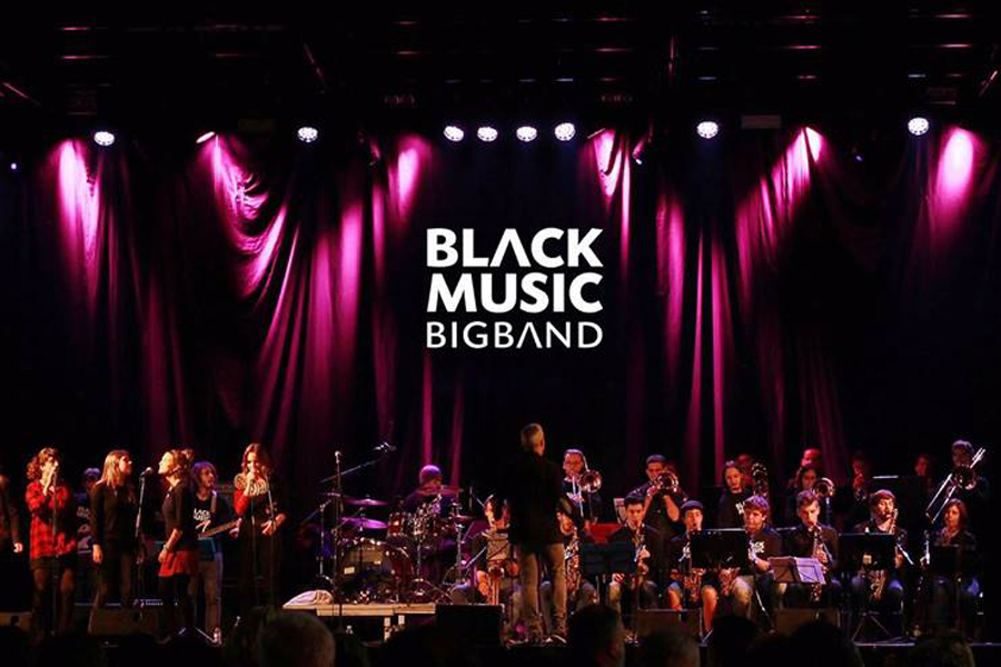 Black Music Big Band